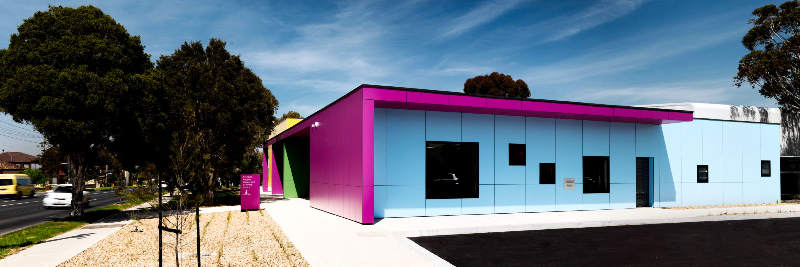 H2o Architects Melbourne-Avondale Heights Library and Learning Centre-02