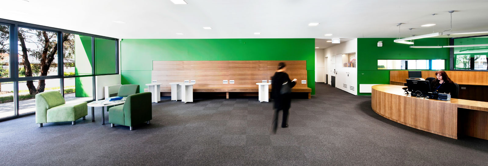 H2o Architects Melbourne-Avondale Heights Library and Learning Centre-04