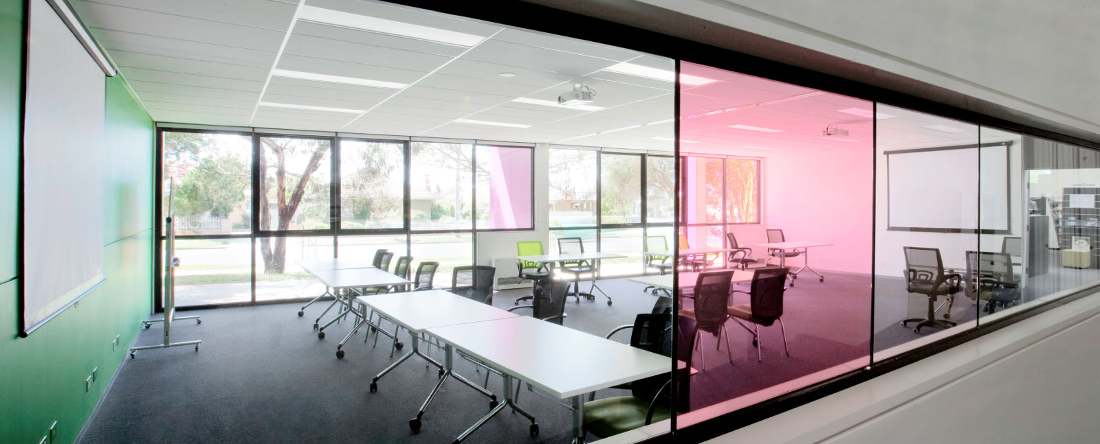 H2O Architects Melbourne » Avondale Heights Library and