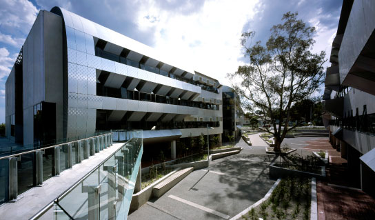 Deakin University International Centre and Business Building