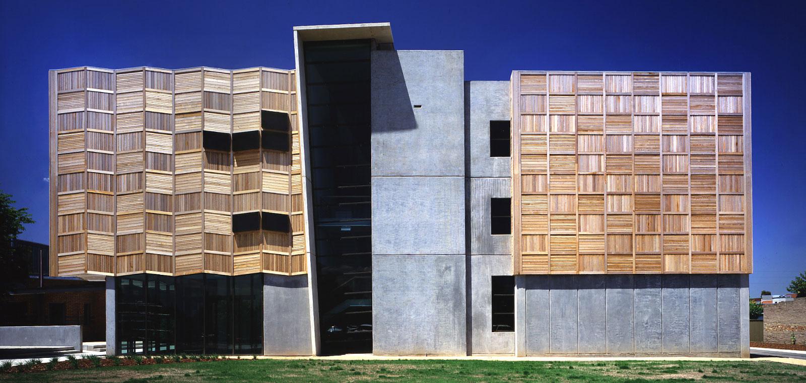 H2o Architects Melbourne-RMIT Building 513-02