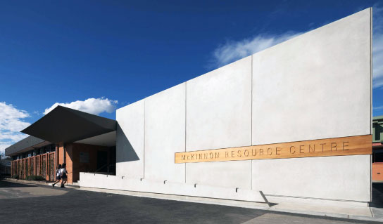 McKinnon Library Hub