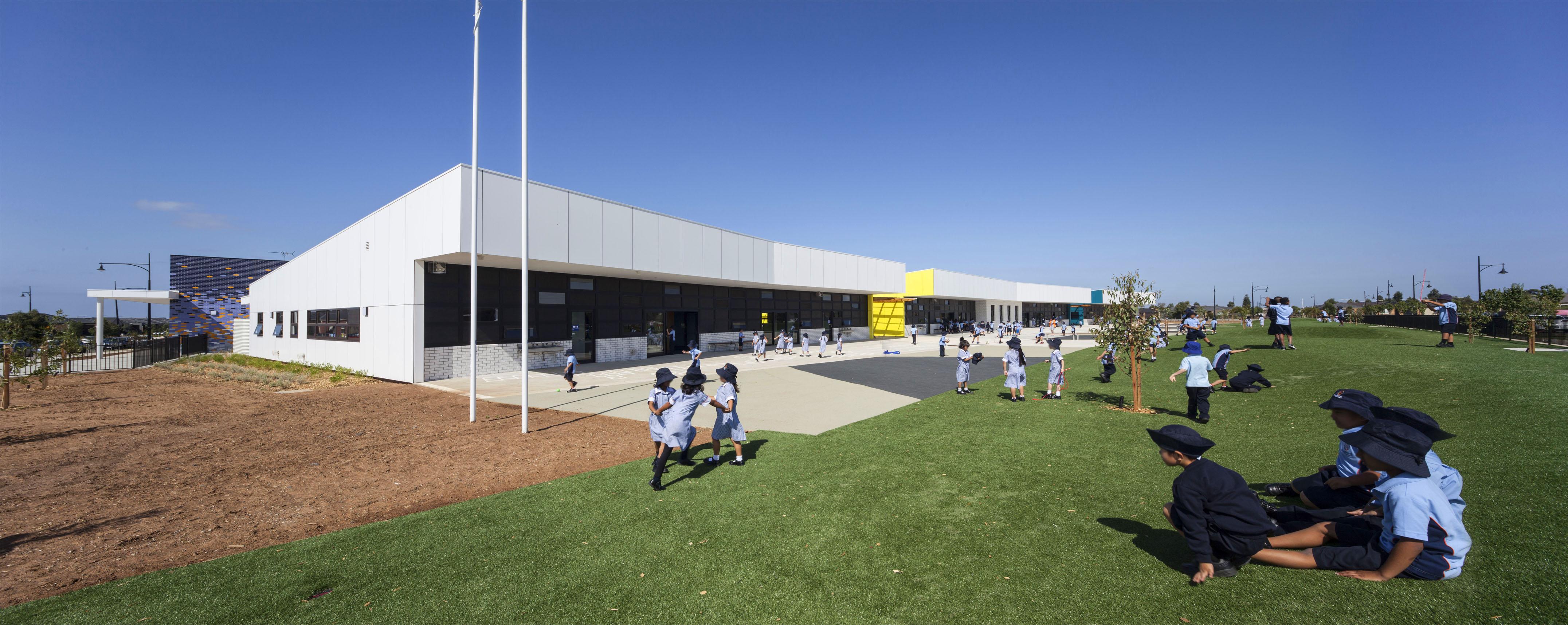 Truganina P-9 School