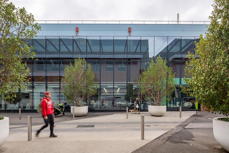 Swinburne University Architecture Workshop Refurbishment